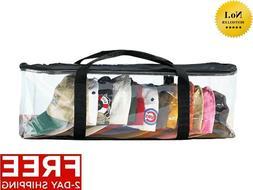 Baseball Hat Holder Storage Cap Bag Travel Organizer Rack Ca