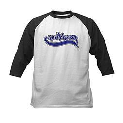 CafePress - Kids Baseball Jersey - Kids Cotton Baseball Jers