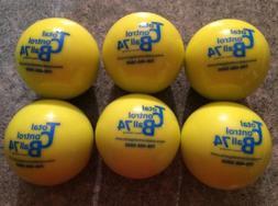 Total Control Baseball Size 74 Batting Ball Weighted Trainin