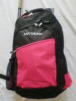 Worth Baseball Softball Bat Backpack, Equipment Bag, Pink an