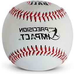 Baseballs Precision Impact Flex-Ball Low Impact Safety Tee B