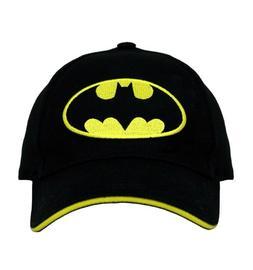 DC Comics Batman Kids Baseball Cap Hat for Boys