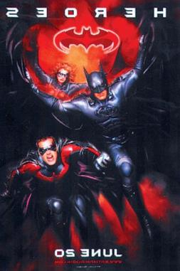 Batman And Robin - Movie Poster: Heroes