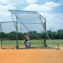 Sandlot Baseball Backstop Replacement Net Portable Winged -
