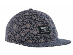 DC SHOES - BEATBOMB SNAPBACK LOW CROWN PAISLEY BASEBALL HAT