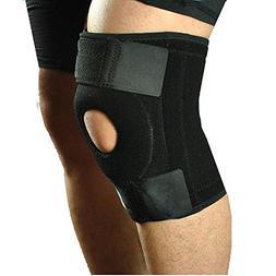 Bessky Sports Elastic Neoprene Patella Brace Knee Belt Suppo