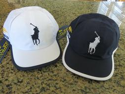 Polo RALPH LAUREN Big Pony US Open Baseball Hat Ball Cap Ten