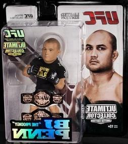 BJ Penn  Round 5 UFC Ultimate Collector Series 12 Limited Ed