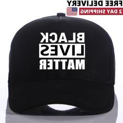 BLACK LIVES MATTER Baseball Cap Adjustable Hat Protest BLM F