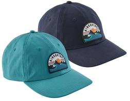 PATAGONIA Boardie Badge Trad Cap #38252 Traditional Low Crow