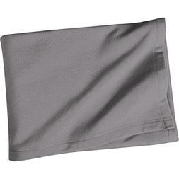 BOOSTER BLANKET Holloway Sportswear OS Charcoal Heather