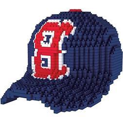 Boston Red Sox Baseball Cap BRXLZ Puzzle - MLB