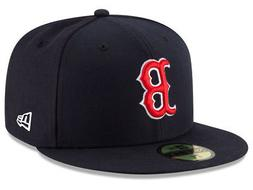 New Era Boston Red Sox GAME 59Fifty Fitted Hat  MLB Cap