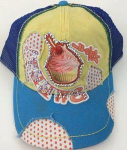 Boutique Gina Womens Adjustable Baseball Mesh Trucker Hat Ca