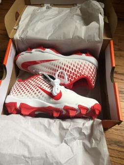 Boys Nike Baseball Cleat Shoes Vapor Ultrafly 2 Keystone Red