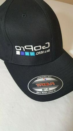 Brand New With sticker GOPRO Baseball Cap Flexfit Size S/M B