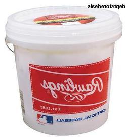 Rawlings Official League Recreational Grade Baseballs, Bucke