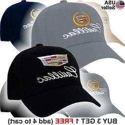 Cadillac Logo Cap GM CTS Escalade XTS SRX ATS ELR Emblem Emb