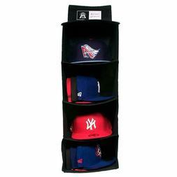 New Era Cap Storage System Baseball Hat Holder Rack Wall Hoo