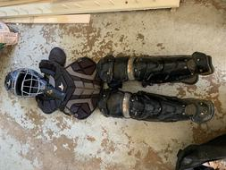 all star catchers gear System 7 Axis Pro intermediate