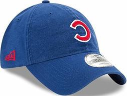 Chicago Cubs Hat Core Classic Logo Block