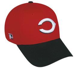 Cincinnati Reds Road Baseball Cap Adjustable Adult Cotton Tw