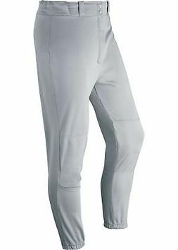 Wilson Men's Classic Fit Baseball Pant, Black, Large