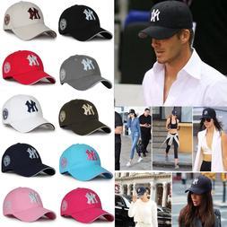 Classic New York Yankees Mens Womens Baseball Cap NY Insigni