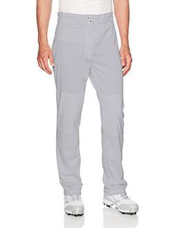 Wilson Men's Classic Relaxed Fit Baseball Pant, White, XX-La