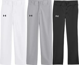 Under Armour Clean Up Baseball Pants Boys Youth Kids 1281188