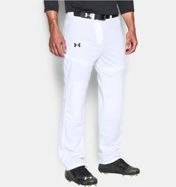 Under Armour Clean Up Open Bottom Baseball Pants  1280994 Wh