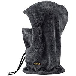 Burton Women's Cora Hood, True Black W19, Over Helmet