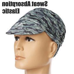 Unisex Cotton Welding Caps Welders Protect Flame Hat Hip Hop
