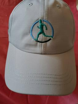 CROSS COUNTRY TRAINING baseball cap color Gray New