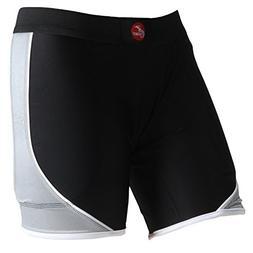 Cramer Women's Crossover Softball Sliding Shorts With Foam P