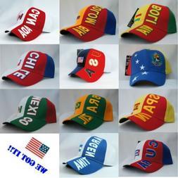 Cuba Baseball Cap  ee725c5f793c