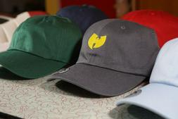 CUSTOMIZABLE!! Wu-Tang Dad Hat Unstructured Baseball Cap Fre