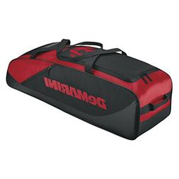 Wilson D-Team Bat Bag, Scarlet