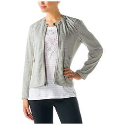 Lole Dakota Jacket - Women's Warm Grey Henna Large