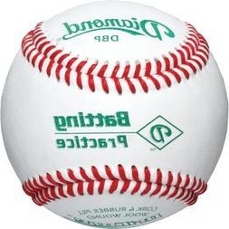 Diamond DBP Practice Baseballs - 1 Dozen