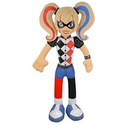 "Bleacher Creatures DC Superhero Girls Harley Quinn 10"" Plush"