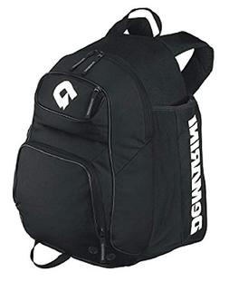 Demarini Aftermath Backpack, Black