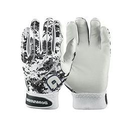 DeMarini Digi Camo Batting Glove, Black, Medium