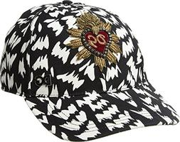 Dolce & Gabbana Men's Sacred Heart Baseball Cap Black 57