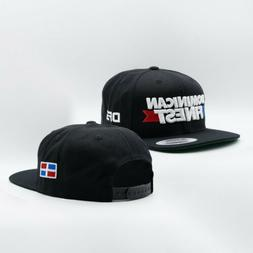 Dominican Finest Snapback, Baseball Style Cap, Adjustable Si