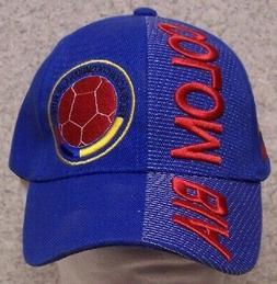 Embroidered Baseball Cap International Guatemala NEW 1 hat s