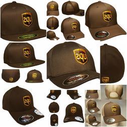 91951f9b Embroidered UPS Baseball Hat / UPS FLEX...