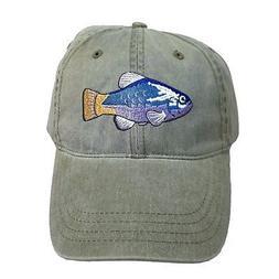 ECO Wear Embroidered Wildlife Desert Pupfish Baseball Cap