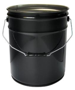 Sunnyside Empty Metal Open Head 5-Gallon Pail with no Lid