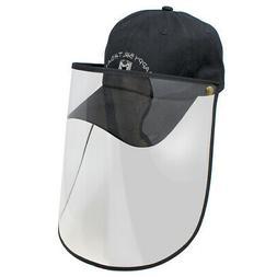 Face Shield Baseball Cap Happy Birthday A Cotton Mesh Hat Sa